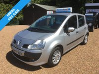 USED 2009 59 RENAULT MODUS 1.1 EXPRESSION 16V 5d 75 BHP SERVICE HISTORY - FINANCE AVAILABLE