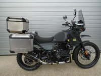 USED 2019 19 ROYAL ENFIELD HIMALAYAN ROYAL ENFIELD HIMALAYAN EXTREME TE EXPEDITION SPECIAL EDITION