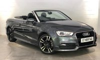 USED 2014 14 AUDI A3 TFSI S LINE [NAV][HTD SEATS]