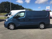 USED 2015 65 RENAULT TRAFIC SL27 BUSINESS PLUS ENERGY 1.6 DCi 120 L1 H1 SWB