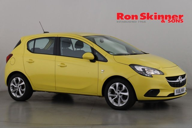 View our 2016 16 VAUXHALL CORSA 1.0 ENERGY AC ECOFLEX S/S 5d 113 BHP