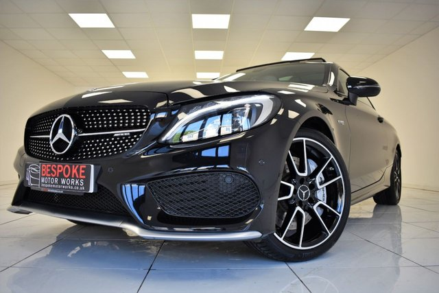 View our MERCEDES-BENZ C 43 AMG