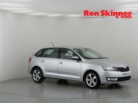 USED 2017 66 SKODA RAPID 1.6 SPACEBACK SE TECH TDI 5d 114 BHP