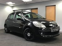 USED 2009 09 RENAULT CLIO 1.1 DYNAMIQUE 16V 5d 75 BHP+++LOW INSURANCE GROUP+++