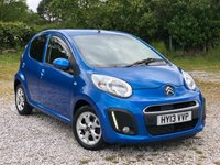 USED 2013 13 CITROEN C1 1.0 VTR PLUS EGS 5d AUTO 67 BHP