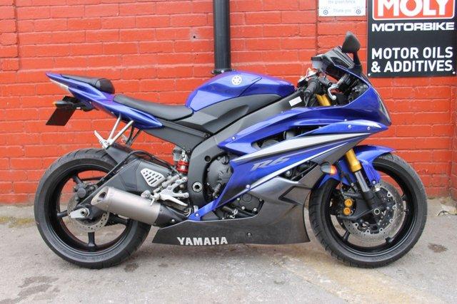 2007 07 YAMAHA YZF R6