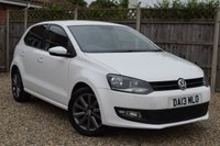USED 2013 13 VOLKSWAGEN POLO 1.2 MATCH EDITION TDI 5d 74 BHP Awaiting preparation. Call for details