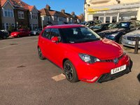 USED 2014 14 MG 3  1.5 VTi-TECH 3Style Lux 5dr 1 OW