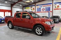 USED 2008 08 NISSAN NAVARA 2.5 LONG WAY DOWN EXPEDITION DCI D/C 1d AUTO 169 BHP