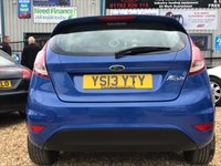 USED 2013 13 FORD FIESTA 1.2 STYLE 3d 59 BHP ONLY 2 OWNERS FROM NEW: