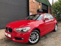 USED 2013 63 BMW 1 SERIES 1.6 118I SE 3DR 168 BHP