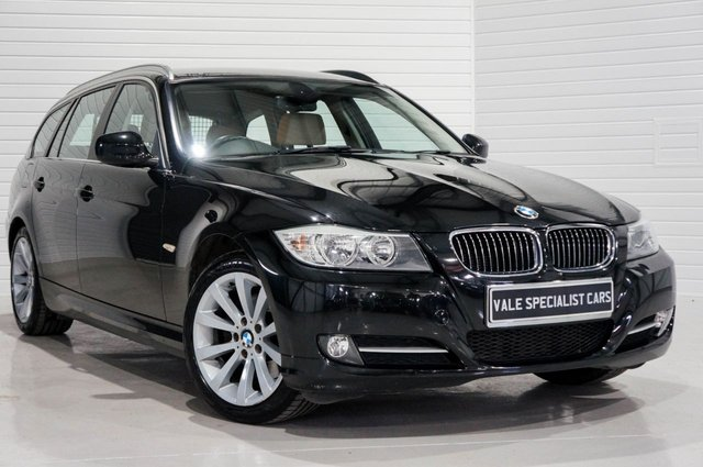 2011 11 BMW 3 SERIES 2.0 320D EXCLUSIVE EDITION TOURING 5d AUTO