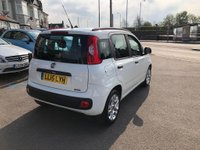 USED 2015 15 FIAT PANDA 1.2 Easy 5dr 1 OWNER