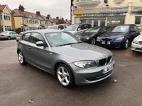 USED 2010 60 BMW 1 SERIES 2.0 116i Sport 3dr 1 PRIVATE OWNER FROM NE