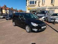 USED 2015 15 FORD GALAXY 2.0 TDCi Zetec MPV 5dr Diesel Powershift (149 g/km, 138 bhp) 1 OWNER/FSh