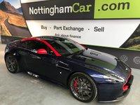 2014 ASTON MARTIN VANTAGE 4.7 N430 3d AUTO 430 BHP £60995.00