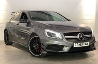 USED 2014 MERCEDES-BENZ A CLASS A45 AMG [HUGE SPEC][PAN][AERO] 360bhp