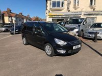 USED 2015 15 FORD GALAXY 2.0 TDCi Zetec Powershift 5dr 1 OWNER/LOW MILES