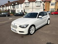 USED 2011 61 BMW 1 SERIES 2.0 116d Urban 5dr