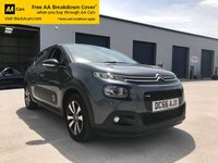 USED 2017 66 CITROEN C3 1.2 PURETECH FLAIR 5d 81 BHP