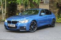 "USED 2016 66 BMW 3 SERIES 3.0 335D XDRIVE M SPORT 4d AUTO 308 BHP M-PERFORMANCE KIT|20"" ALLOYS"