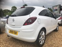 USED 2010 10 VAUXHALL CORSA 1.2 SXI A/C 3d 83 BHP A VERY BRIGHT AND CLEAN CAR THROUGHOUT: