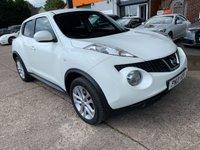 2013 NISSAN JUKE 1.6 TEKNA DIG-T 5d AUTO 190 BHP £7990.00