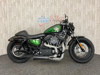 2015 HARLEY-DAVIDSON SPORTSTER XL 1200 X FORTY EIGHT 15 ABS MODEL LOW MILEAGE 2015 15 £8290.00