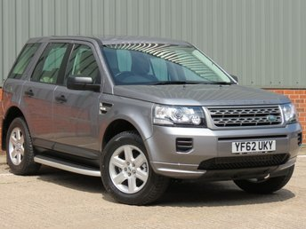 2013 LAND ROVER FREELANDER 2.2 TD4 GS 5d 150 BHP £14495.00