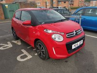 2015 CITROEN C1 1.0 FLAIR ETG 5d AUTO 68 BHP £7995.00