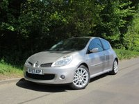 USED 2007 57 RENAULT CLIO 2.0 RENAULTSPORT 197 3d 195 BHP