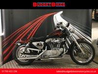 2000 HARLEY-DAVIDSON SPORTSTER 1200cc XLH 1200  £4490.00