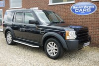 USED 2005 55 LAND ROVER DISCOVERY 2.7 3 TDV6 7 SEATS 5d AUTO 188 BHP