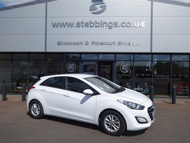 HYUNDAI I30 at Stebbings