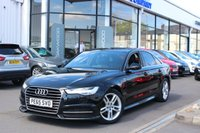 USED 2015 65 AUDI A6 SALOON  2.0 TDI 190 BHP ultra S line S Tronic (s/s) 4dr