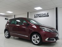 USED 2015 64 RENAULT SCENIC 1.5 DYNAMIQUE TOMTOM ENERGY DCI S/S 5d 110 BHP