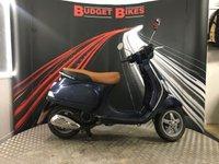 2011 PIAGGIO VESPA LX 124cc LX 125/4T (EURO 3)/IE TOURING  £999.00