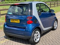 USED 2010 10 SMART FORTWO 1.0 PULSE MHD 2d AUTO 71 BHP