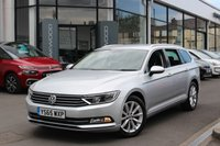 USED 2015 65 VOLKSWAGEN PASSAT 1.6 TDI 120 BHP BlueMotion Tech SE Business (s/s) 5dr