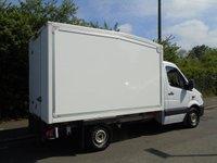 USED 2014 64 MERCEDES-BENZ SPRINTER 2.1 313 CDI 129BHP AUTOMATIC BOX FRIDGE/CHILLER VAN SAINSBURYS DELIVERY VAN+AUTO