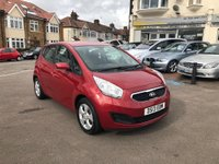 USED 2013 13 KIA VENGA 1.6 2 5dr VERY LOW MILES