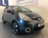 USED 2012 62 NISSAN NOTE 1.4 N-TEC PLUS 5d 88 BHP