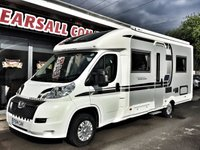 2014 AUTO-SLEEPERS BROADWAY FB  2.2 HDI 4 BERTH 1 OWNER 26K FULL HISTORY 12 MONTHS MOT FULL CLOSURE SOLAR AWNING AIR CON STUNNING. £37500.00