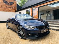 USED 2016 16 BMW 4 SERIES 3.0 435D XDRIVE M SPORT 2d AUTO 309 BHP