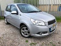 2010 CHEVROLET AVEO 1.4 LT 5d AUTO 99 BHP £3699.00