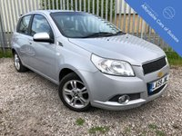 USED 2010 59 CHEVROLET AVEO 1.4 LT 5d AUTO 99 BHP Low Mileage Automatic - MOT May 2020 No Advisories