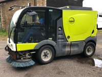 2015 MATHIEU MC200 3.0 DIESEL STREET CLEANSING ROAD SWEEPER £11995.00