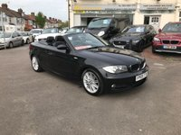 USED 2009 09 BMW 1 SERIES 2.0 118d M Sport 2dr LOW MILES