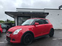 USED 2008 08 SUZUKI SWIFT 1.3 ATTITUDE 3d 92 BHP **** 12 Month MOT & 3 Month Warranty ****