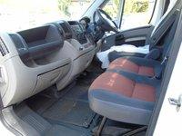 USED 2008 08 FIAT DUCATO 2.3JTD 35 120 BHP 3.5T MWB CAGED TIPPER